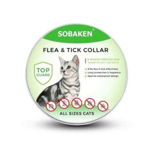 sobaken flea and tick prevention