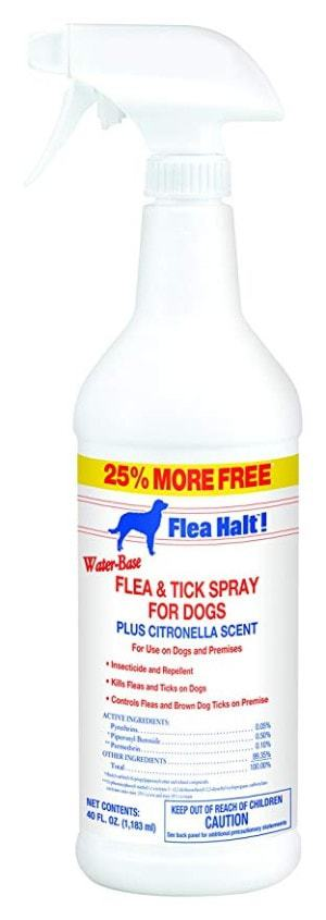 Farnam Flea Halt! Flea & Tick Spray