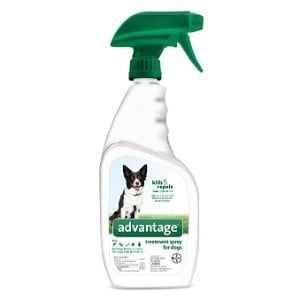 Advantage Flea and Tick Treatment Spray