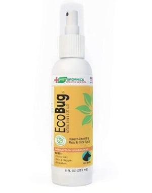 Vet Organics EcoBug All-Natural Spray for Dogs