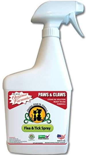 Dr. Ben's Paws & Claws Spray