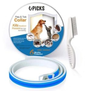 upicks flea and tick collar