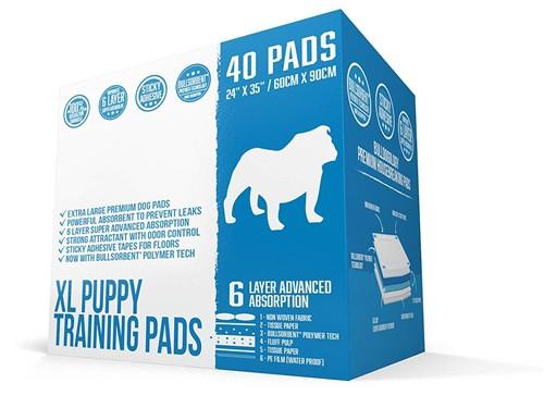 Bulldogology Puppy Pee Pads XL