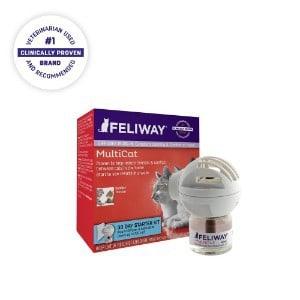 Feliway Multi-Cat Starter Kit