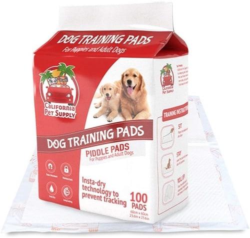 California Pet Supply Dog Training Pads