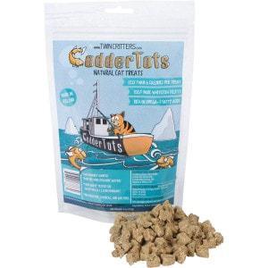 CodderTots Natural Low-Calorie Cat Treat