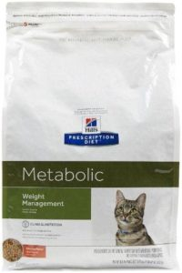 Hill's Prescription Diet Feline Metabolic Advanced