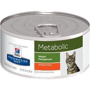 Hill's Prescription Diet Metabolic for Cats