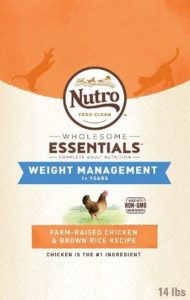 Nutro Weight Management
