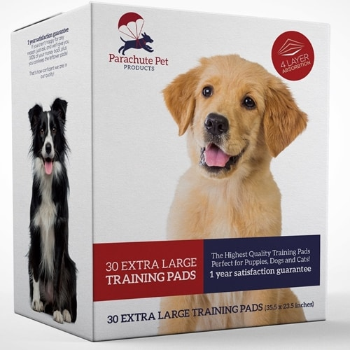 Parachute Pet Products Dog Training Pee Pads
