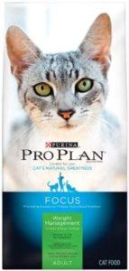 Purina Pro Plan FOCUS Weight Management Cat Food