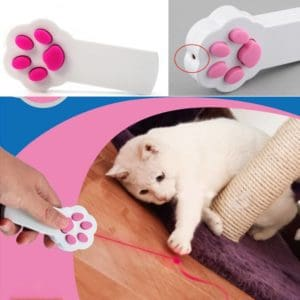 Runfish Laser Cat Toy 2 Pack