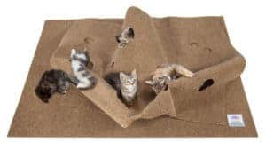 SnugglyCat The Ripple Rug Play Mat