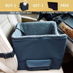 A4Pet Lookout Dog Booster Car Seat/Pet Bed