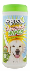 Espree Wipes for Pets