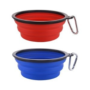 Guardians Large Collapsible Dog Bowls
