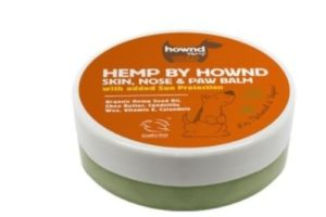 HOWND Skin Nose and Paw Balm with Sun Protection