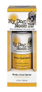 My Dog Nose It! Coat and Body Spray