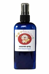 PETfection Natural & Organic Dog Sunscreen Spray