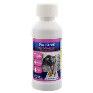 Pro-Sense Liquid De-Wormer for Cats