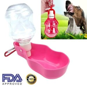 Too Goods Pet Travel Water Bottle