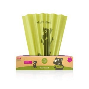 Earth Rated Waste Bags for Large Dog Breeds and Cat Litter