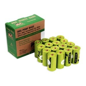 Eco-clean Biodegradable Dog Poop Bags