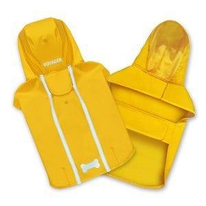 BINGPET BA1888 Fashion Reflective Waterproof Dog Raincoat