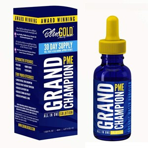 Blue Gold Grand Champion 30 Day Pet Supplement
