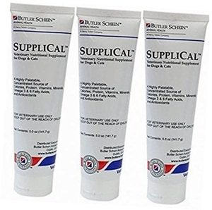Butler Schein SuppliCal 3 Pack High Calorie Veterinary Nutritional Supplement