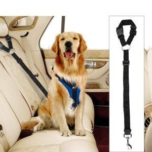 Docamor Adjustable Pet Dog Cat Car Seat Belt