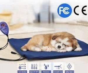 FLYMEI Electric Dog Heating Pad