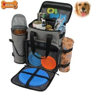 Hilike Premium Pet Travel Bag for Dog & Cat
