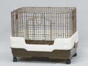Homey Pet Small Animals Crate