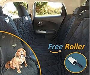 Lucys Car seat Cover for Dog Pets