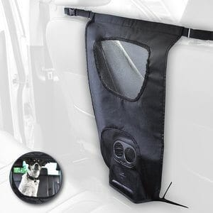 PETFECT Dog Car Back Seat Barrier