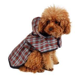 Speedy Pet Dog Rain Poncho