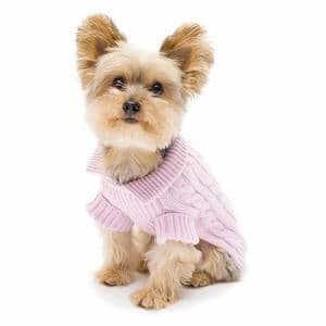 Stinky G Dog Aran Sweater