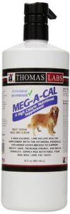 Thomas Laboratories Meg-A-Cal Pet Health Care Supply
