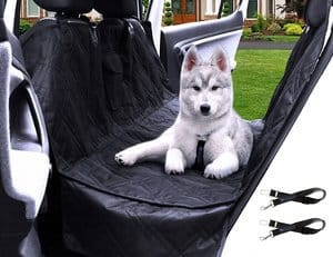 Transpawt Luxury Dog Car Seat Covers Hammock