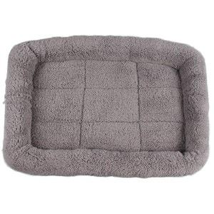 LESYPET Small Dog Crate Cotton Washable Mat