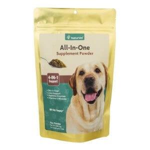 NaturVet All-in-One Dog Powder Supplement
