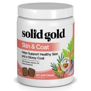 Solid Gold Dog Supplement for Skin & Coat