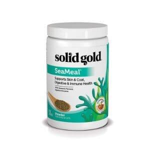 Solid Gold SeaMeal Kelp-Based Supplement for Skin & Coat