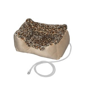 ALEKO Electric Thermo-Pad Heated Pet Bed