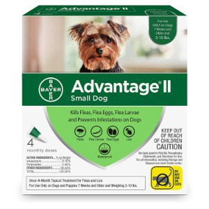 Bayer Advantage II Topical Flea Treatment
