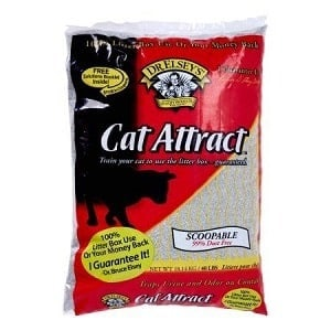 Precious Cat Dr. Elsey's Cat Attract Clay and Natural Herbs Multi-Cat Litter