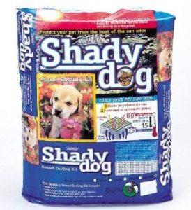 DeWitt 6-Feet by 10-Feet Shady Dog Shade Screen