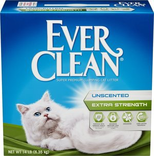 Ever Clean Extra Strength Cat Litter Unscented