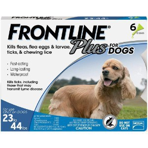 Frontline Plus for Dogs Medium Dog